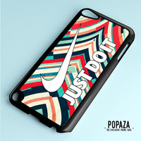 nike Just Do It Cross iPod Touch 5 Case