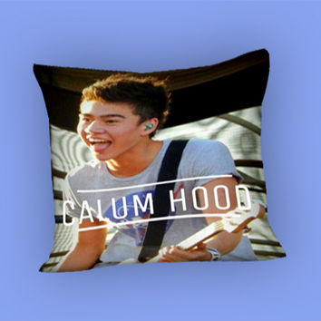 Calum Hood 5SOS for Pillow Case, Pillow Cover, Custom Pillow Case **