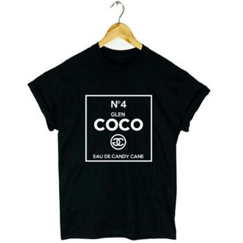 Glen Coco Chanel tshirt