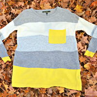 The Perfect Sweater - Yellow