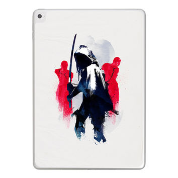 Michonne iPad Tablet Skin