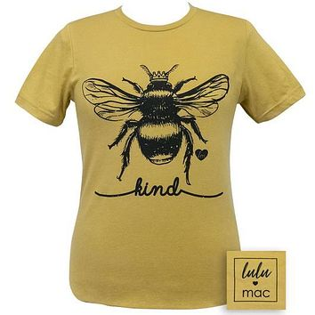 Girlie Girl Originals Lulu Mac Bee Kind T-Shirt