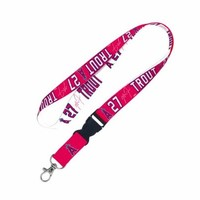 MLB Anaheim Angels Mike Trout Lanyard with Detachable Buckle