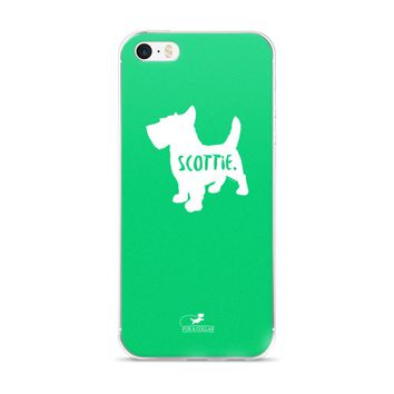 Scottie iPhone Case