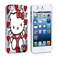 hello kitty diamond iPhone 4s iPhone 5 iPhone 5s iPhone 6 case, Galaxy S3 Galaxy S4 Galaxy S5 Note 3 Note 4 case, iPod 4 5 Case