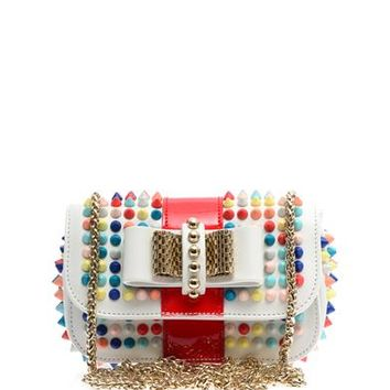 Sweety Charity leather shoulder bag