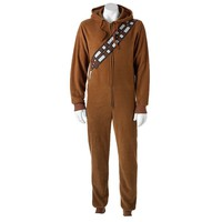 Star Wars Chewbacca Union Suit
