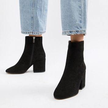 ASOS DESIGN Eve ankle boots at asos.com