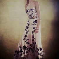 Limited Edition Velveteen Dream Gown