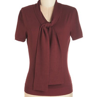 Short Sleeves Deliver the Coulds Top