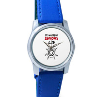 It'S Where My Demons Lie | Imagine Dragons Wrist Watch