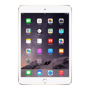 Refurbished iPad Mini 3 Retina Wifi Gold 128GB (MGYK2LL/A)