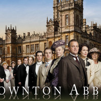 Downton Abbey Cast Poster 11x17