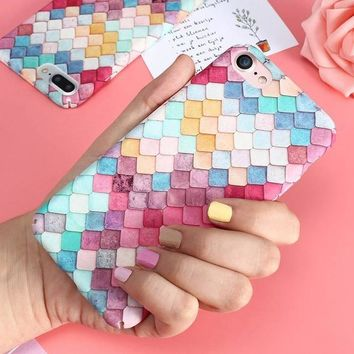 Mermaid Scale Phone Case for Samsung Galaxy &  iPhone