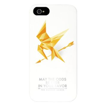 The Hunger Games iPhone 5 Case