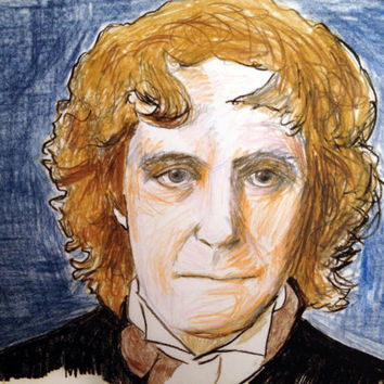 Portrait of the Eighth Doctor