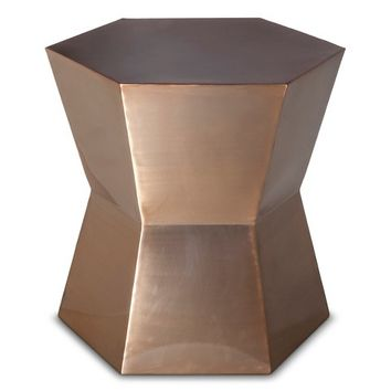 Threshold™ Hexagon Accent Table - Copper