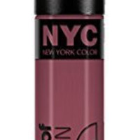 N.Y.C. New York Color Smooch Proof Liquid Lip Stain, On Everyone's Lips, 0.24 Fluid Ounce