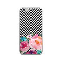 Floral Phone Case | iPhone Case for Her | iPhone 6 Case | iPhone 6 Plus | iPhone 6S Cases | iPhone Case Floral | iPhone 7 | Gift for Her