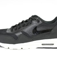 Nike Women's Air Max 1 Ultra Black/Sail Running Shoes 704993 001