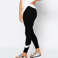Nike | Nike Club Leggings With Swoosh Logo at ASOS