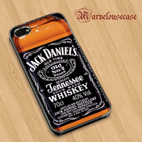 Whiskey Jack Daniels  custom case for all phone case