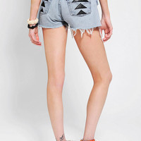 Urban Outfitters - The Reformation X Urban Renewal Falcon Denim Short