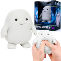 Stupid.com: Doctor Who, Adipose Stress Toy