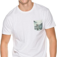 IMPERIAL MOTION HANG LOOSE SS POCKET TEE