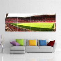 Manchester United Old Trafford Giant Wall Art Picture Poster