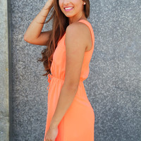 Peach Perfect Dress