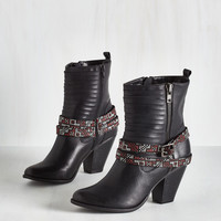 Jackpot of Edgy Boot | Mod Retro Vintage Boots | ModCloth.com