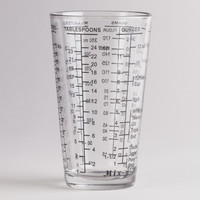 Mix-N-Measure Beaker - World Market