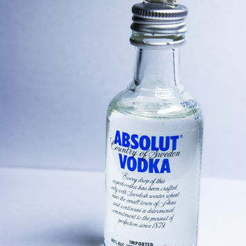 Absolut USB Flash Drive (4GB-32GB)— Absolut Vodka Themed Flash Drive USB