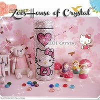 Winter Sales - HELLO KITTY Stylish THERMOS Flask  with many Designs