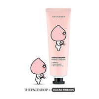 [THE FACE SHOP] Kakao Friends Hand Cream Apeach Cherry Blossom