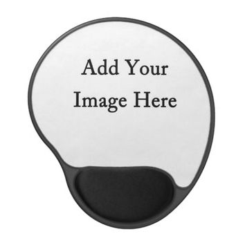 Design Your Own Custom Photo Gel Mouse Pad