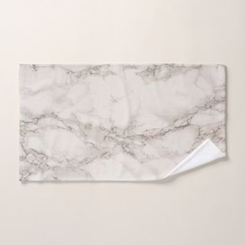 Marble Stone Hand Towel