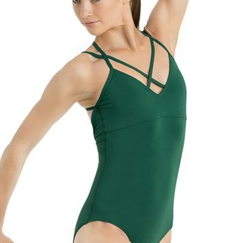 FlexTek Strappy Cami Leotard | FlexTek™