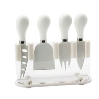 Slice & Dice Cheese Knife Block Set