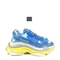 Balenciaga x SSense Triple S Exclusive Blue size US 10 IT 43 Brand New