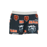Chicago Bears Fusion Knit Shorts