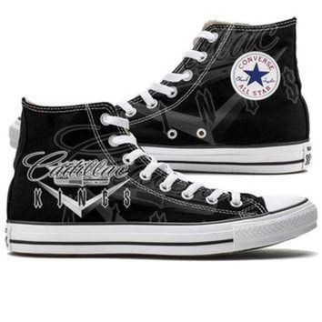 DCKL9 Limited Edition Cadillac Kings Converse High Top