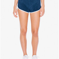Loop Terry Running Short | American Apparel