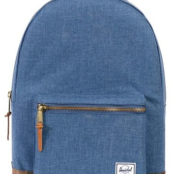 Men's Herschel Supply Co. 'Settlement' Backpack - Blue