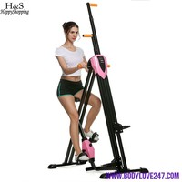 Vertical Climber Gym Exercise Fitness Machine Stepper Cardio Integrated Fitness Equipment