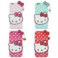 3D Cute Cartoon Cat model Silicone phone cases For Iphone 5 5S 5G 5C Soft case Mobile Phone Case Cover