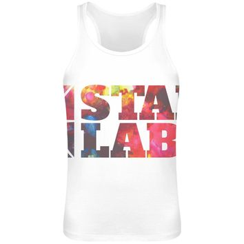 Star Labs Sublimation Tank Top T-Shirt For Men - 100% Soft Polyester - All-Over Printing - Custom Printed Mens Clothing