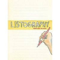 Listography (Notebook / blank book)