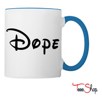 Dope Coffee & Tea Mug